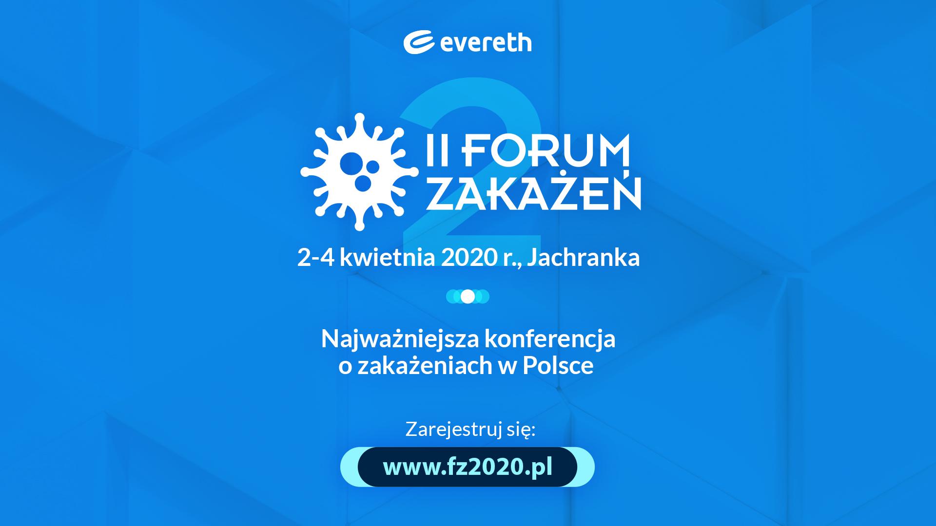 II Forum Zakażeń