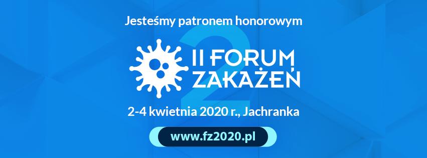 SNLR patronem honorowym II Forum Zakażeń