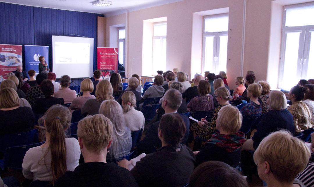 Sukces konferencji SNLR w Chełmie