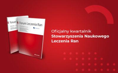 Pierwszy numer czasopisma Forum Leczenia Ran już dostępny