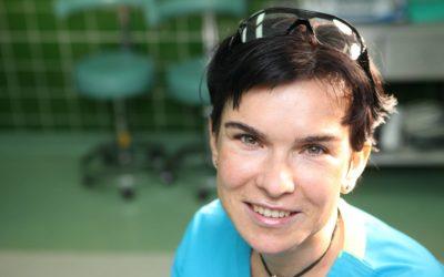 Dr hab. Anna Chrapusta przeprowadziła nowatorski zabieg zamknięcia rany oparzeniowej. Gratulujemy!