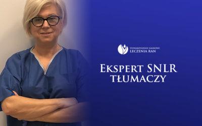 Ekspert SNLR tłumaczy: wywiad z mgr Bogumiłą Aziewicz-Gabis